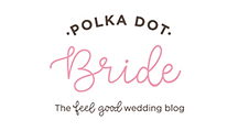 Our Brisbane bridal bouquets and florist have been featured in Polka Dot Bride.