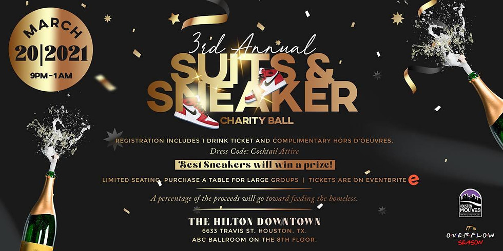 2021 Suits & Sneaker Charity Ball