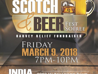 Press Release: Houston Scotch & Beer Fest
