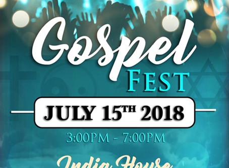 Press Release: Houston Gospel Fest