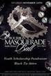 Bourbon Masquerade Scholarship Ball