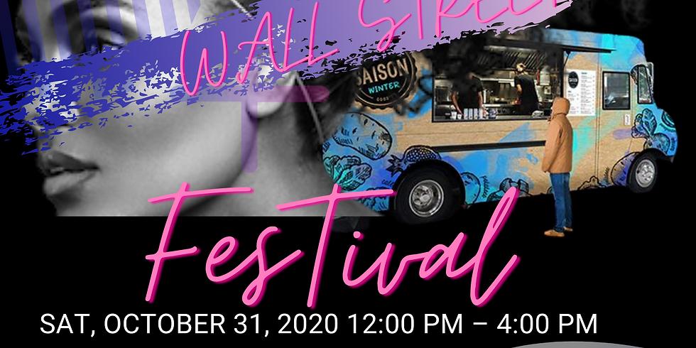 Black Wall Street Indoor/Outdoor Fest!