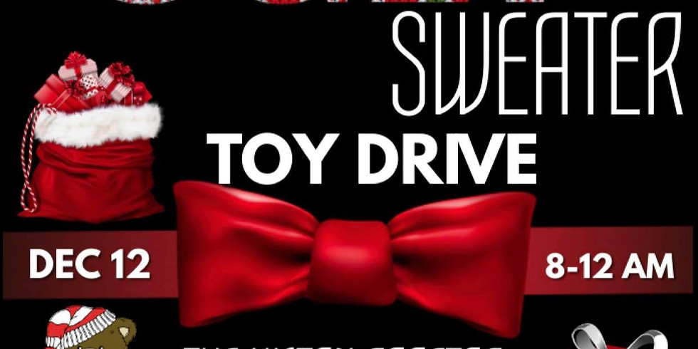 7th Ugly Sweater & Toy Drive