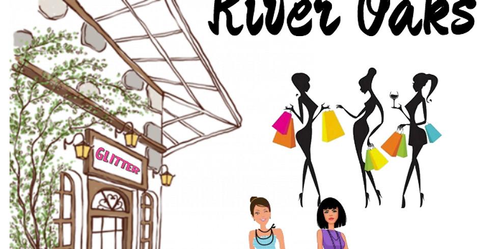 River Oaks Monthly Sip & Shop