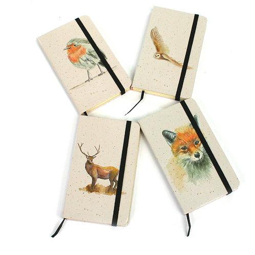 British Artists Animal Notebook