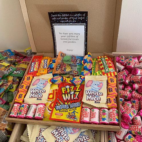Retro Sweets LetterBox