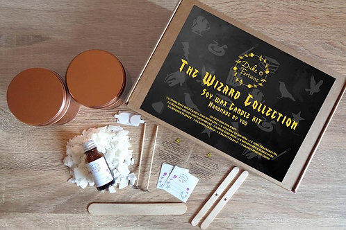 The Wizard Collection Candle Making Kit