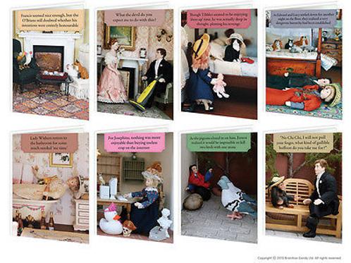 Teeny People Cards
