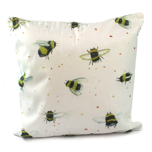 Bee Bear Cushion/Cushion Cover