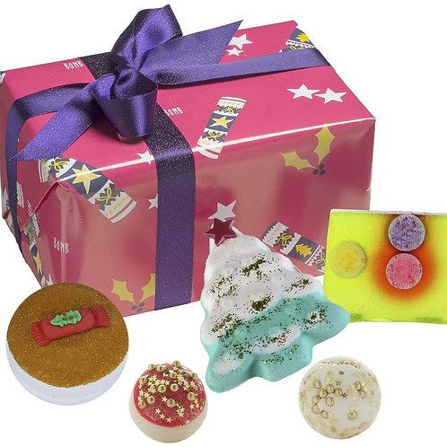 Crackerlackin' Wrapped Gift Set