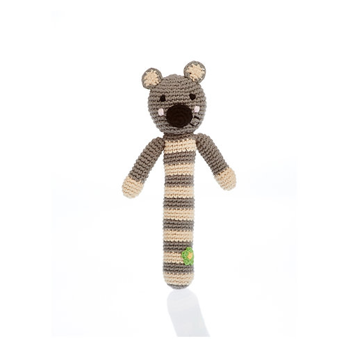 Koala Handmade Rattle