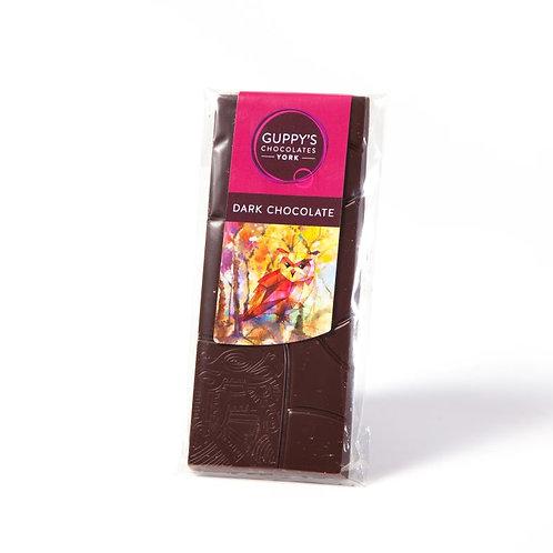 Mini Dark Chocolate Bar - 40g