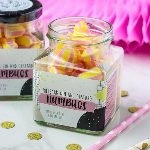 Boozy Humbugs Jar