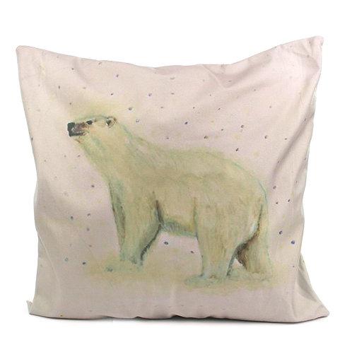 Polar Bear Cushion/Cushion Cover