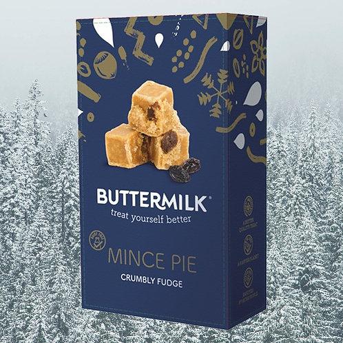 Dairy Free Mince Pie Fudge