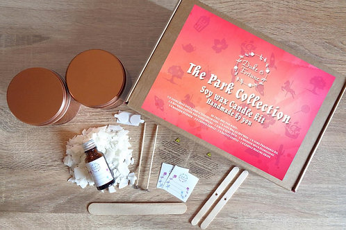 The Disney Park Collection Candle Making Kit