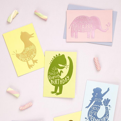 Sweet Candy Cards