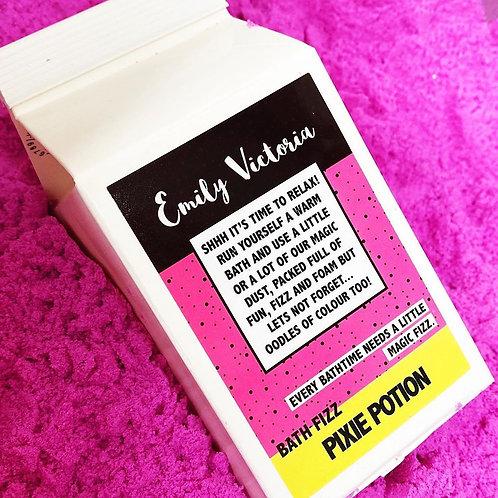 Bath Fizz Carton