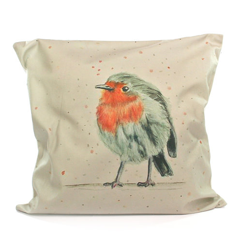Robin Cushion/Cushion Cover