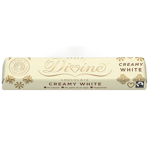 Creamy White Chocolate Bar - 35g