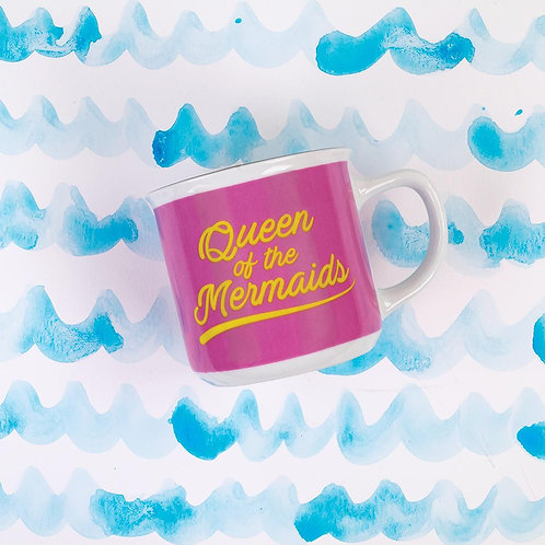 Queen of Mermaids Mug