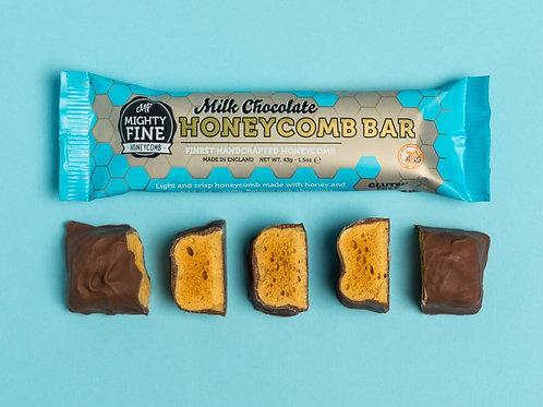 Milk Chocolate Honeycomb - 30g