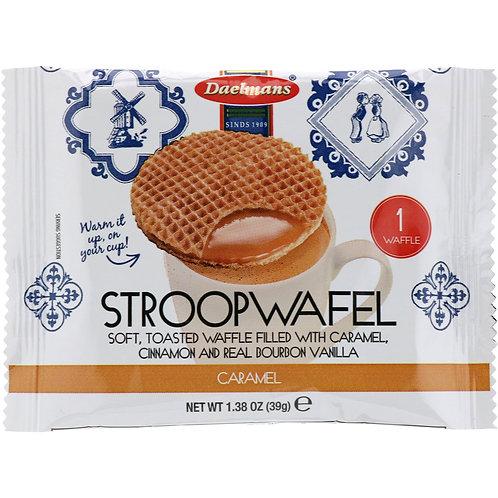 Stroopwafel Toffee Waffle - Single