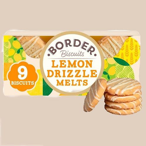Lemon Drizzle Biscuits