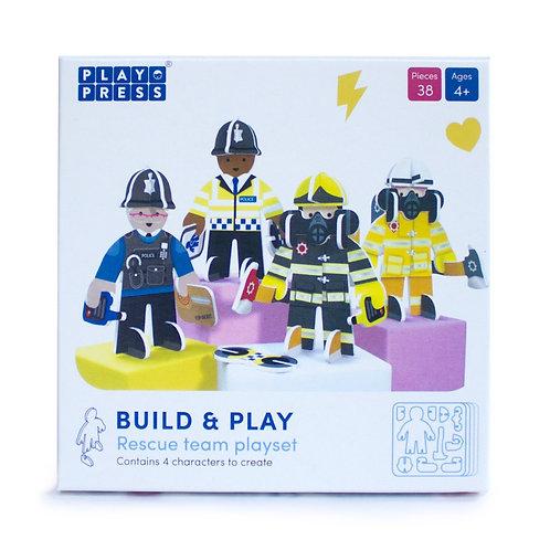 PlayPress - Rescue Team