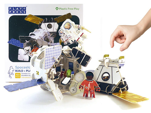 Space Station Playset