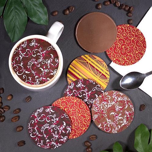 Topitoffs Chocolate Discs