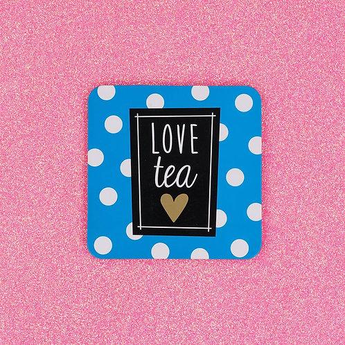 Love Tea Coaster