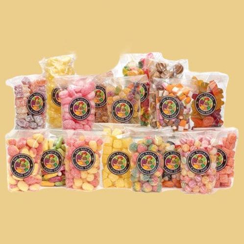 Traditional Sweet Bag - 250g