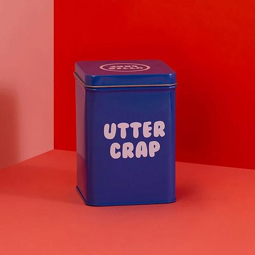Utter Crap Tin