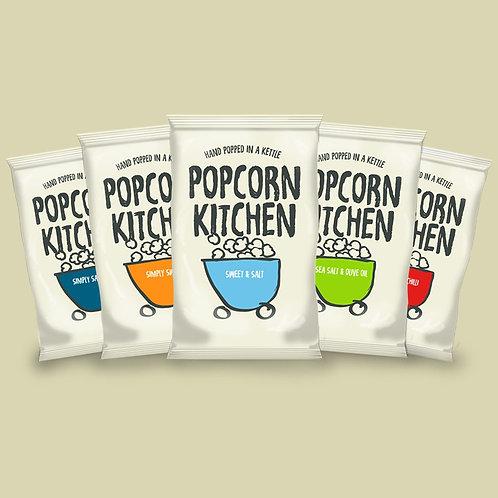 Sweet & Salty Popcorn - 30g