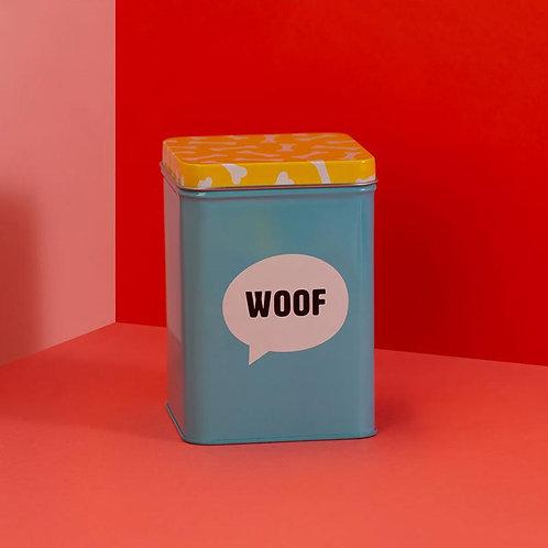 Dog Treats/Toys Tin