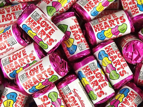 Love Hearts 5-Rolls