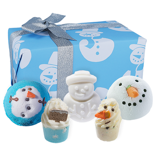 Mr Frosty Wrapped Gift Set