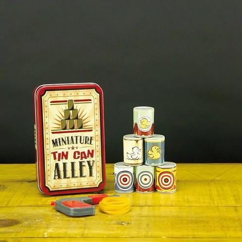 Mini Tin Can Alley
