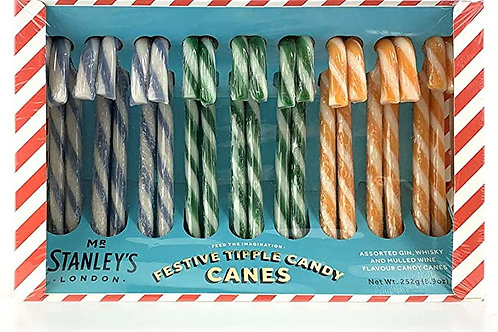 Festive Tipple Candy Canes
