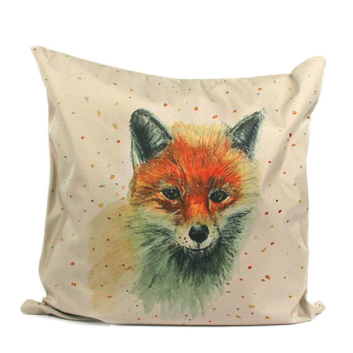 Fox Cushion/Cushion Cover