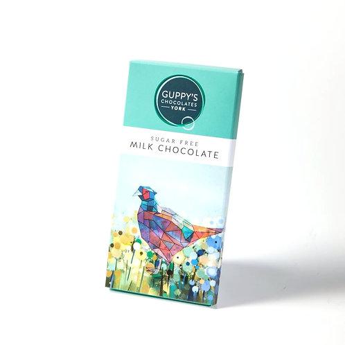 Sugar Free Milk Chocolate - 90g