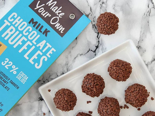 Make-Your-Own Chocolate Truffles