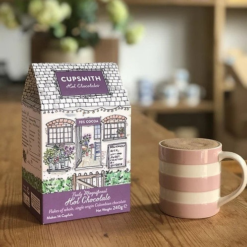 Hot Chocolate Flake House - Original