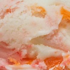 Peach Melba Yogurt