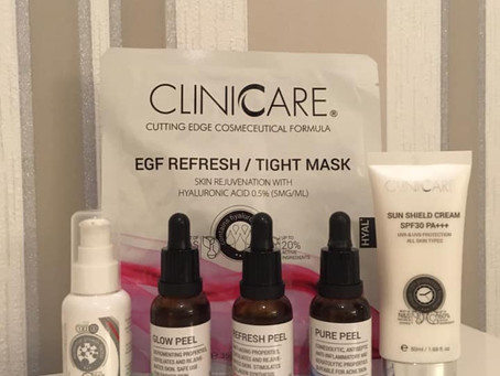 Clinicare product range
