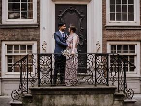 Persoonlijke update: Wij zijn getrouwd en onze roadtrip door Nederland!