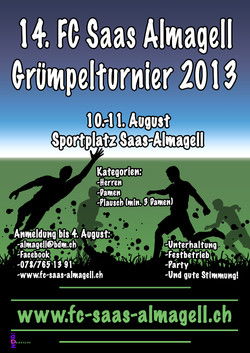 football poster2013