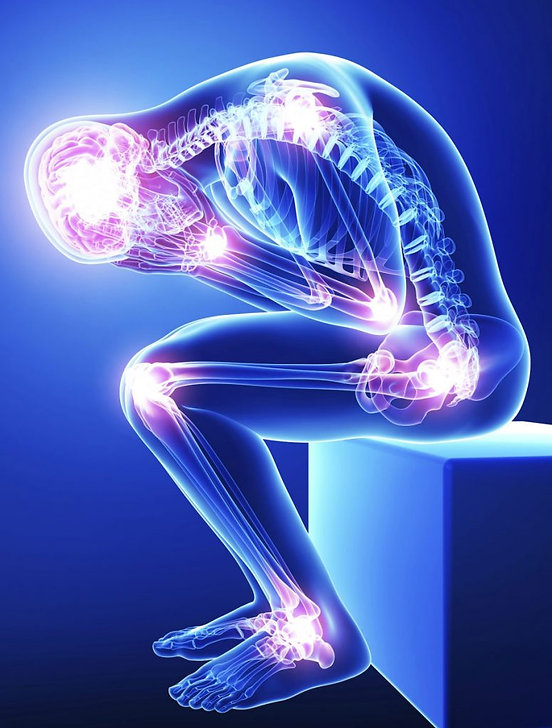 Bio energy healing physical pains and lower back pain, neck pain, knee pain, pain issues.