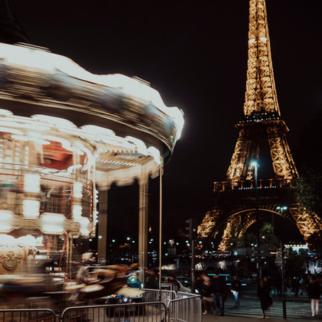 Best tips & locations for Paris night photography - Update [2020]